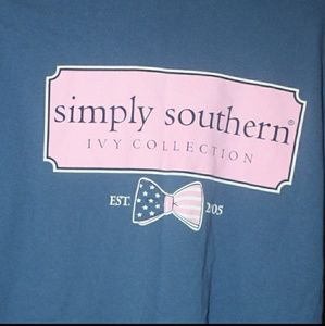 Simply Southern short sleeved shirt size large